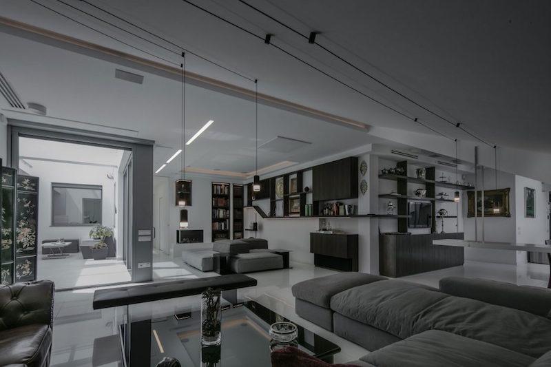Interieur Maison Modern : Maison moderne interieur