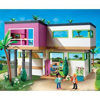 maison moderne jeu