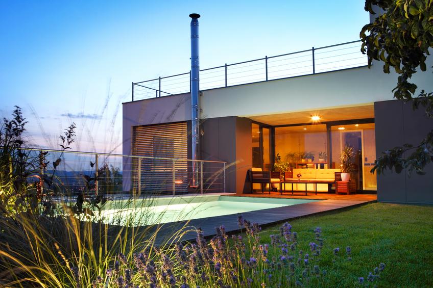 maison moderne lyon a vendre. Black Bedroom Furniture Sets. Home Design Ideas