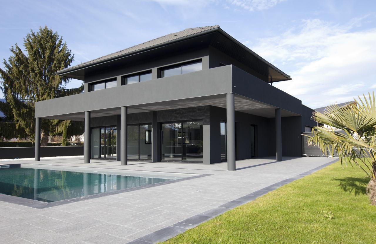 maison moderne lyon a vendre