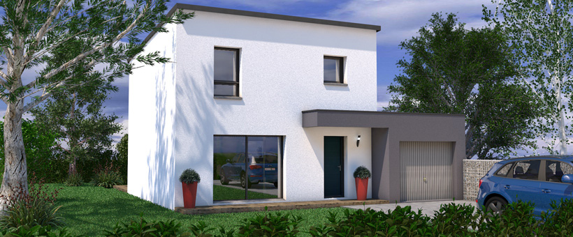 maison moderne moins de 100 000 euros