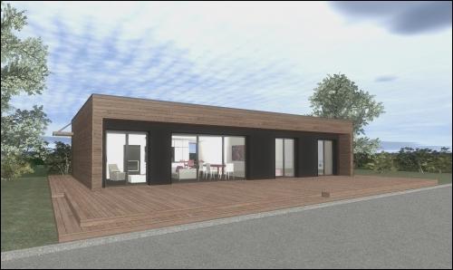 maison moderne moins de 100 000 euros. Black Bedroom Furniture Sets. Home Design Ideas