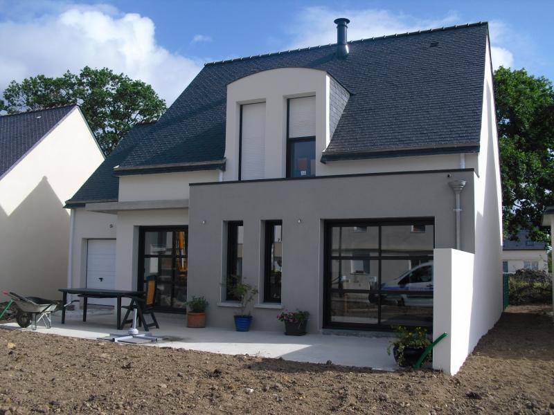 maison moderne morbihan