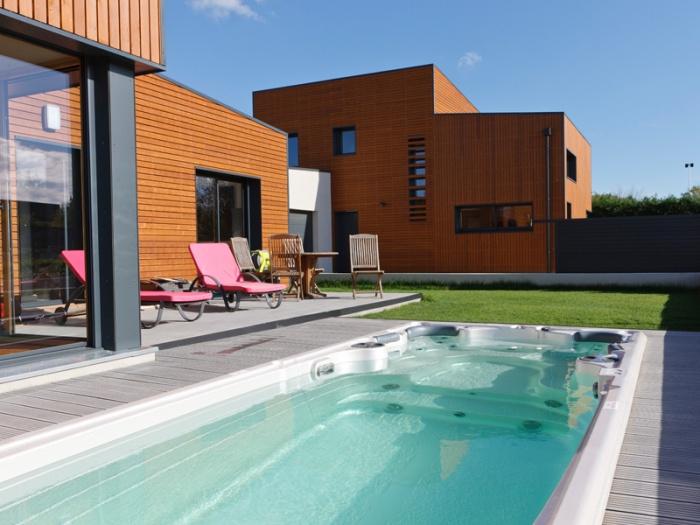 Maison moderne nantes a vendre for Maison moderne nantes