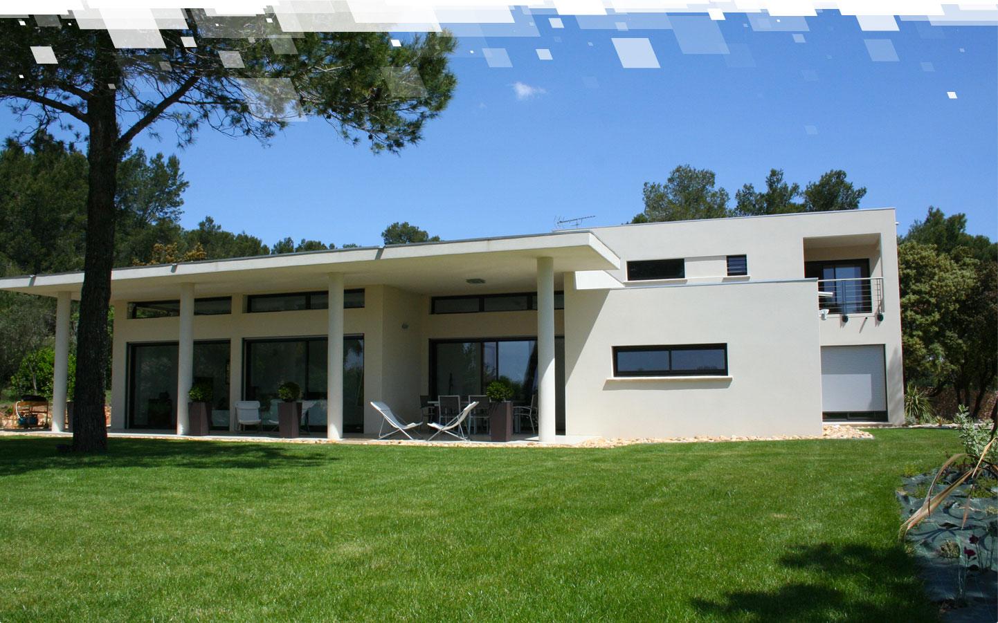 maison moderne nimes