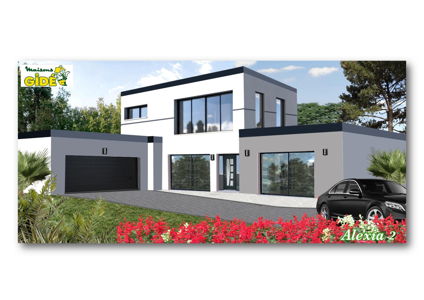 maison moderne oise