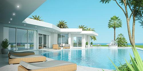 Emejing Villa Plain Pied De Luxe Gallery - House Design ...