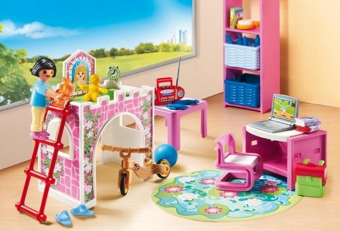 maison moderne playmobil 2018. Black Bedroom Furniture Sets. Home Design Ideas