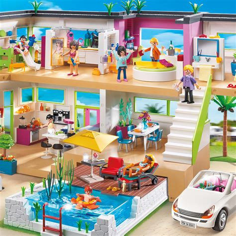 maison moderne playmobil 5574 occasion