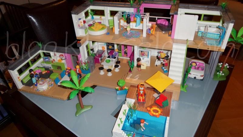 maison moderne playmobil le bon coin