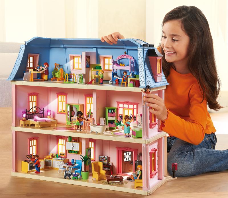 Le Maison Playmobil Coin Bon Moderne tsQdhxrC