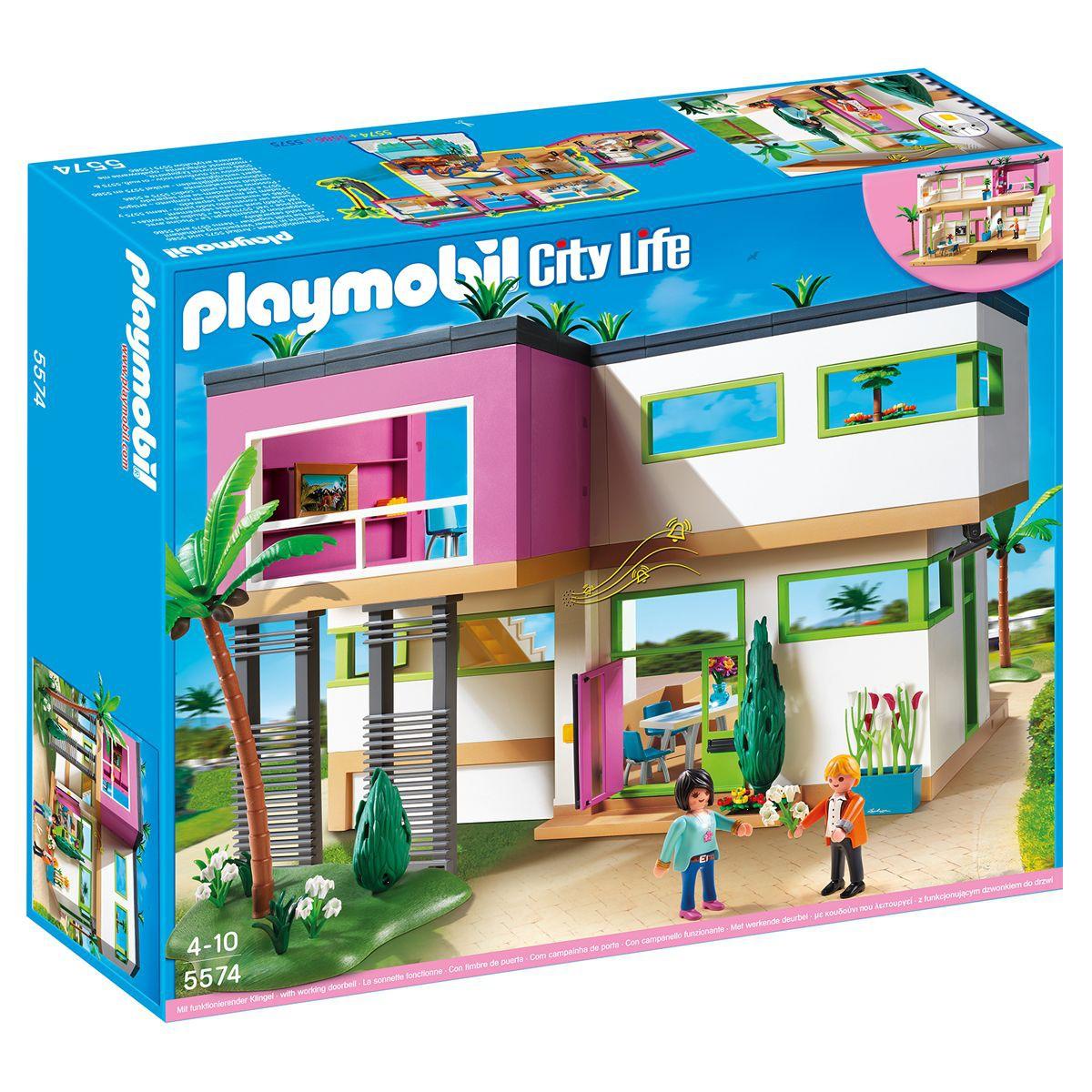 Moderne Maison Moderne Playmobil Playmobil Maison Maison Playmobil Moderne 8n0wNvm
