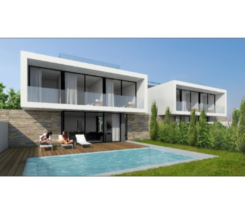maison moderne portugal