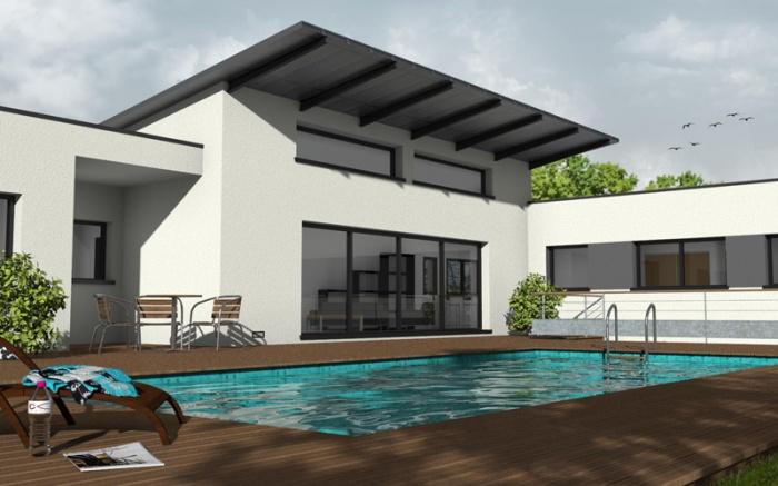 maison moderne reims. Black Bedroom Furniture Sets. Home Design Ideas