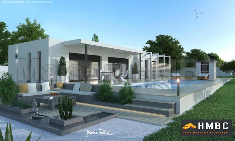 maison moderne rhone