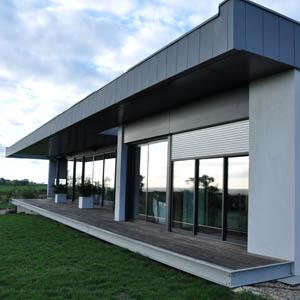 maison moderne rodez