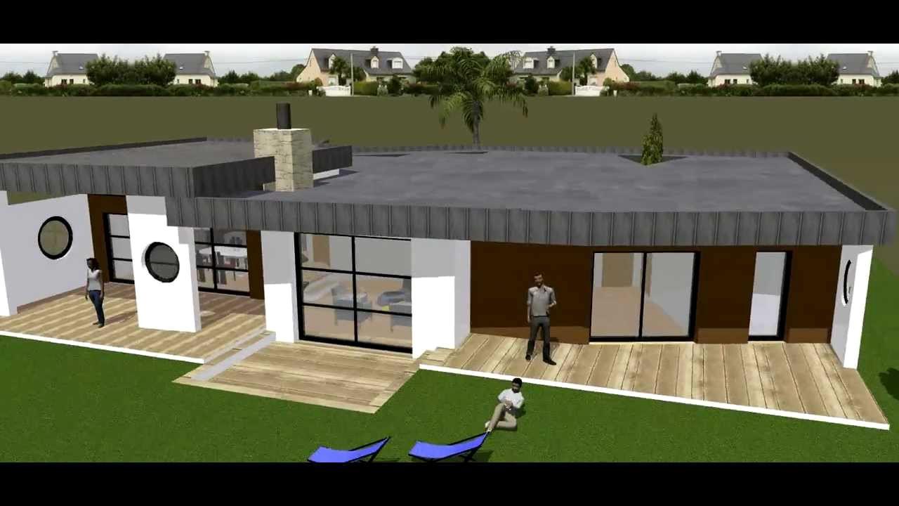 maison moderne sweet home 3d
