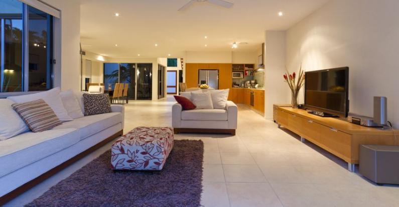 maison moderne tahiti