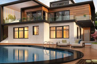 maison moderne toulouse