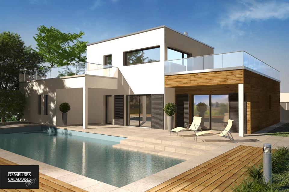 Beautiful Maison Moderne Dereve Ideas - House Design ...