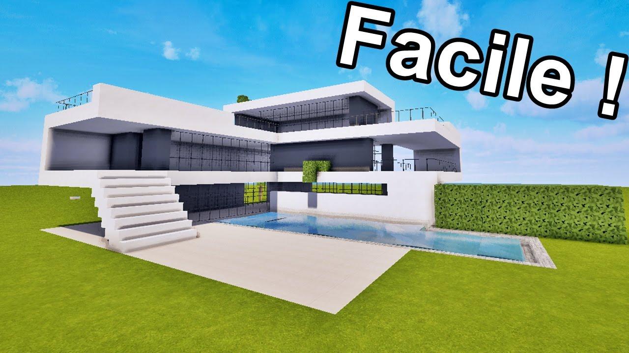 Maison Moderne Tuto