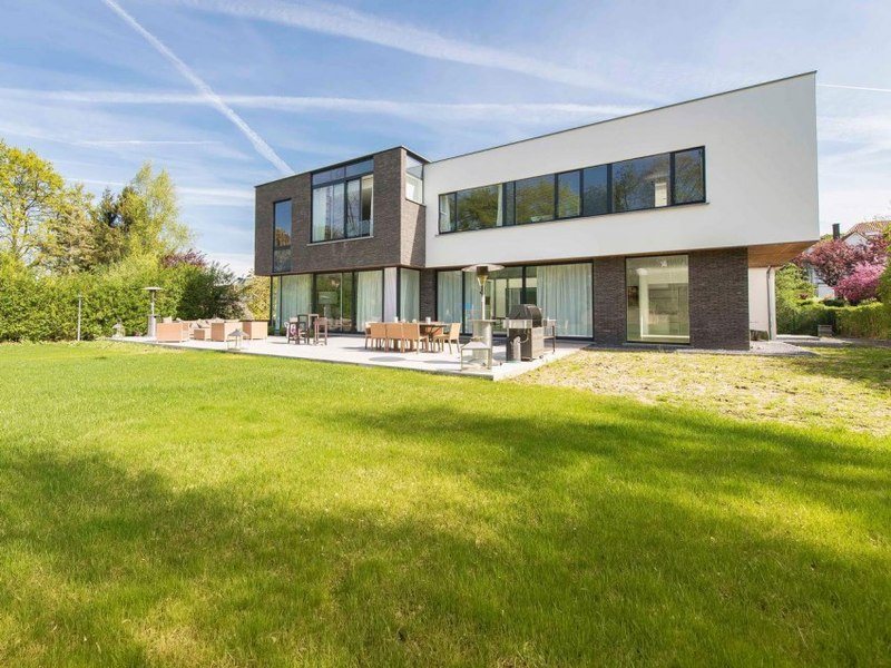 maison moderne uccle