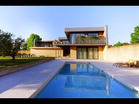 maison moderne uzes