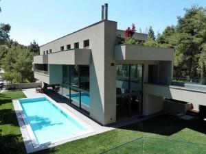 maison moderne valence