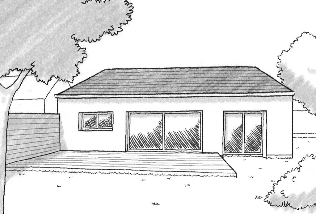 maison plain pied 1 chambre