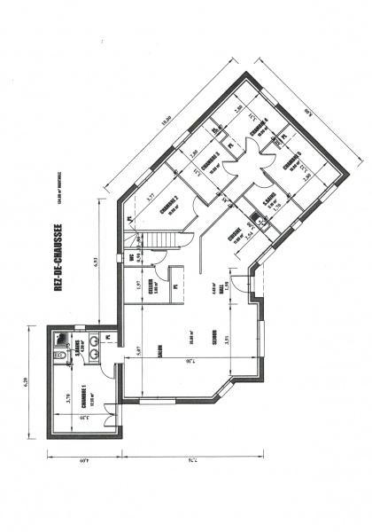 maison plain pied 135m2