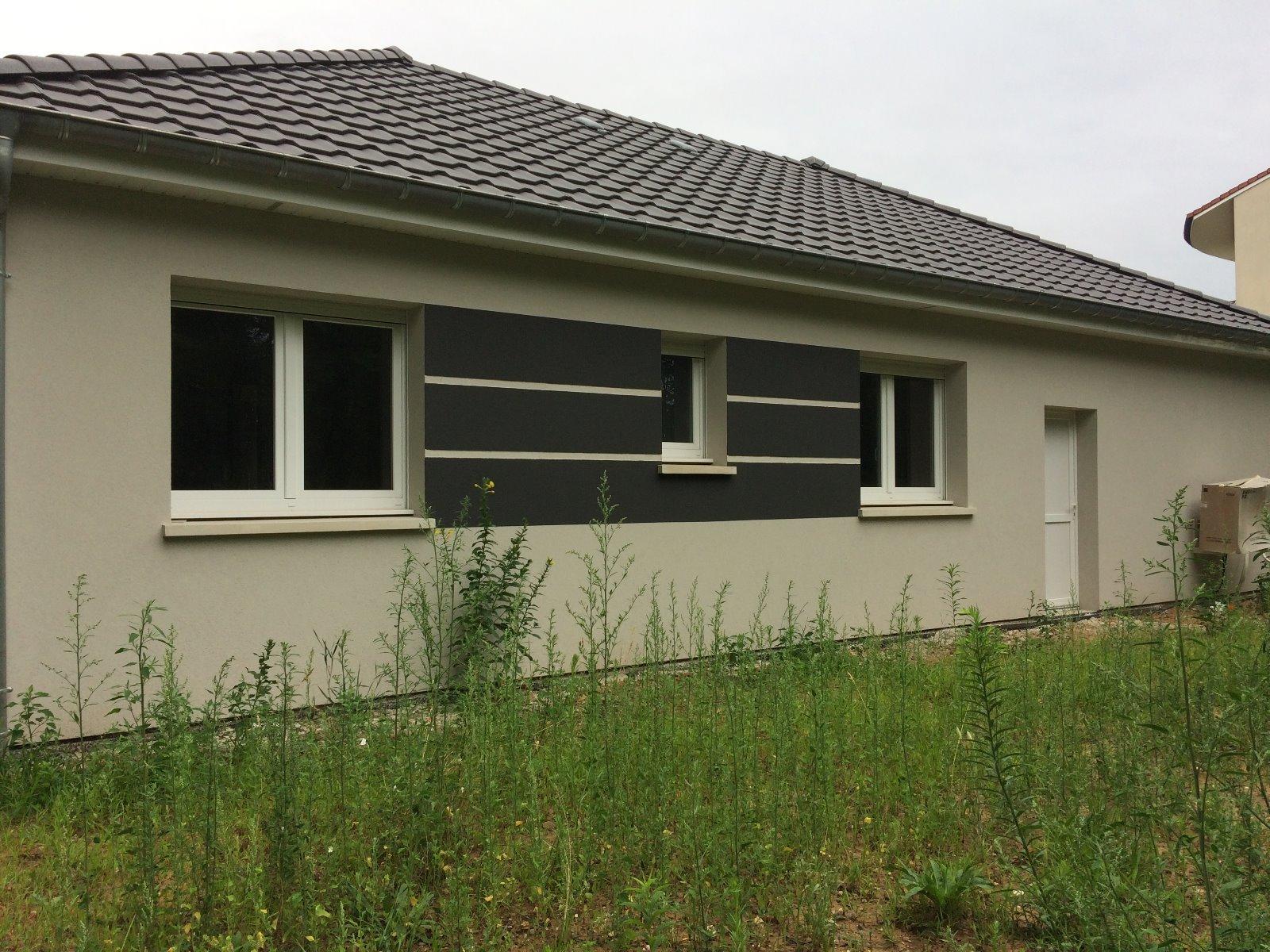 maison plain pied 57200