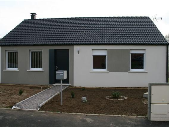 maison plain pied 62