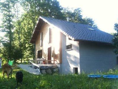 maison plain pied 74150