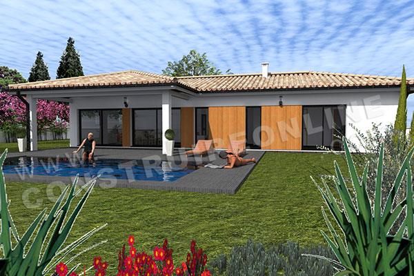 maison plain pied 80000 euros