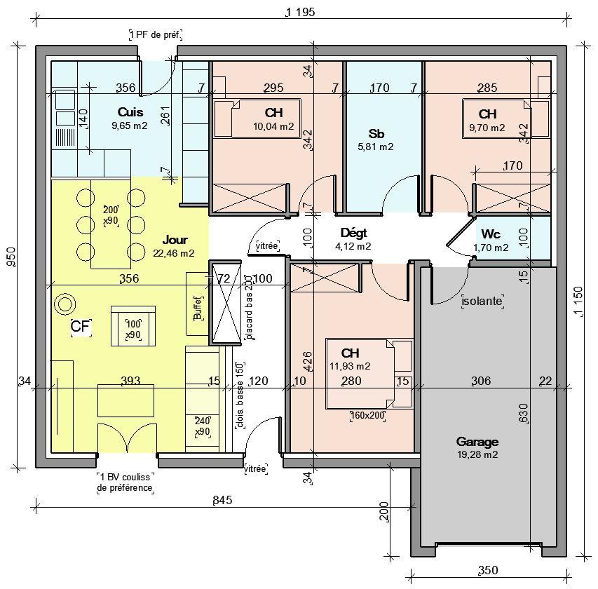 619b4f1f681c0 maison plain pied 85m2