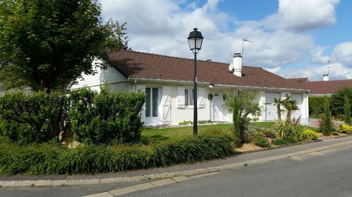 maison plain pied 91250