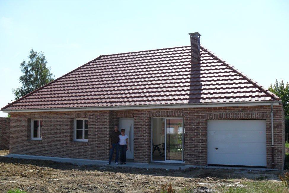 maison plain pied a vendre nord