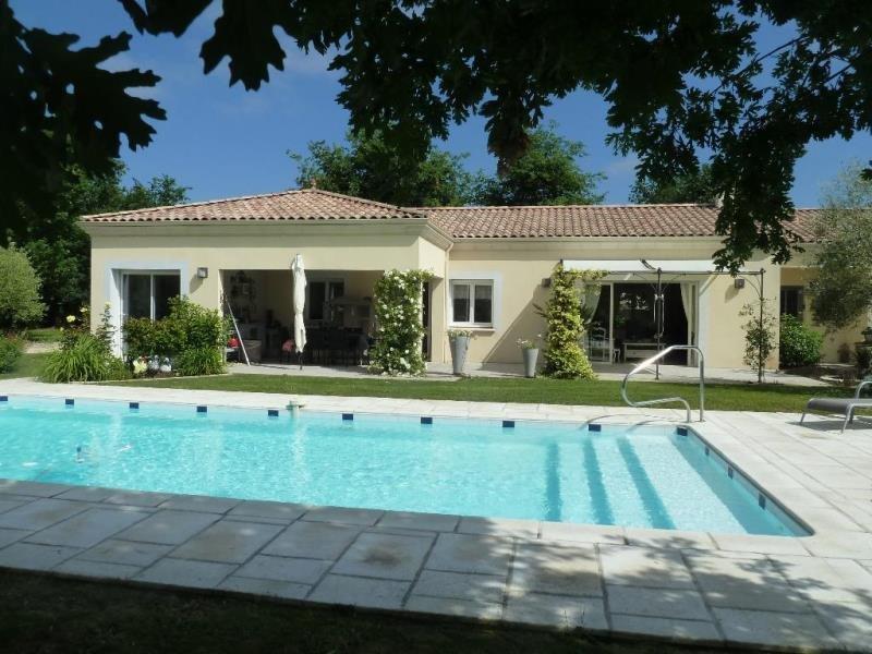 maison plain pied avec piscine