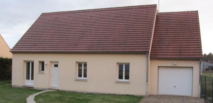 maison plain pied beauvais