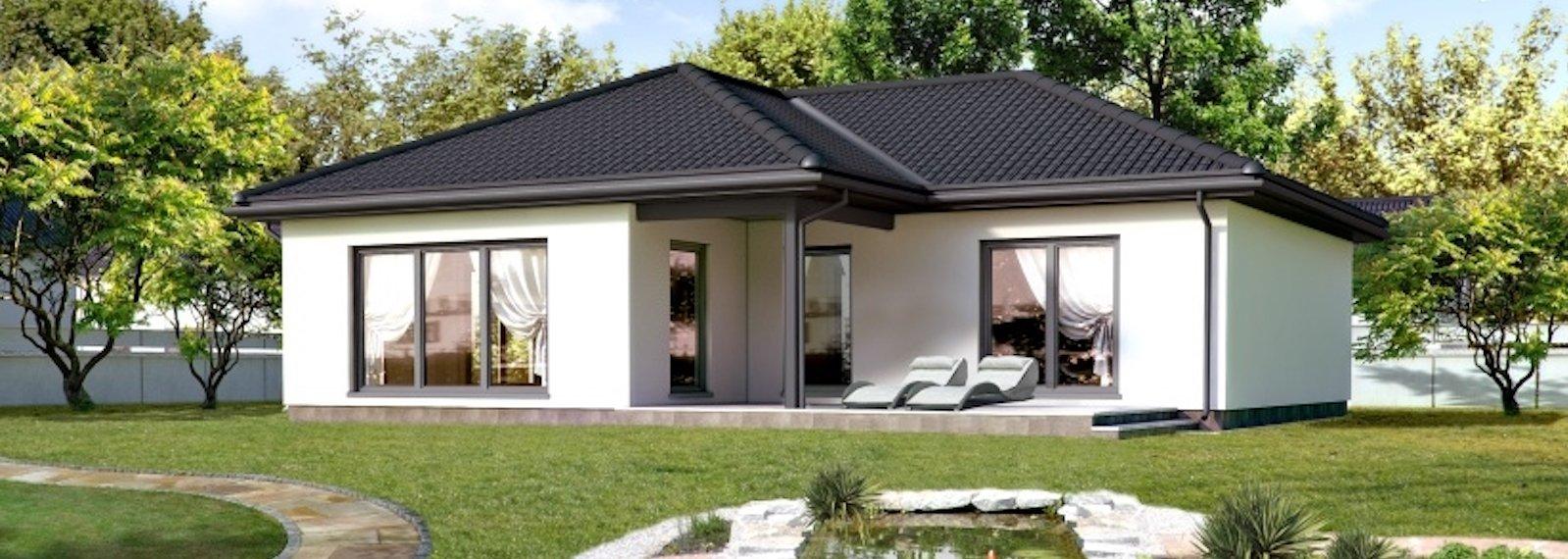 maison plain pied bois