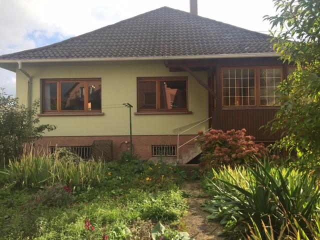 maison plain pied haguenau