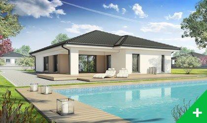 Maison plain pied image for Concevez vos propres plans de maison gratuitement