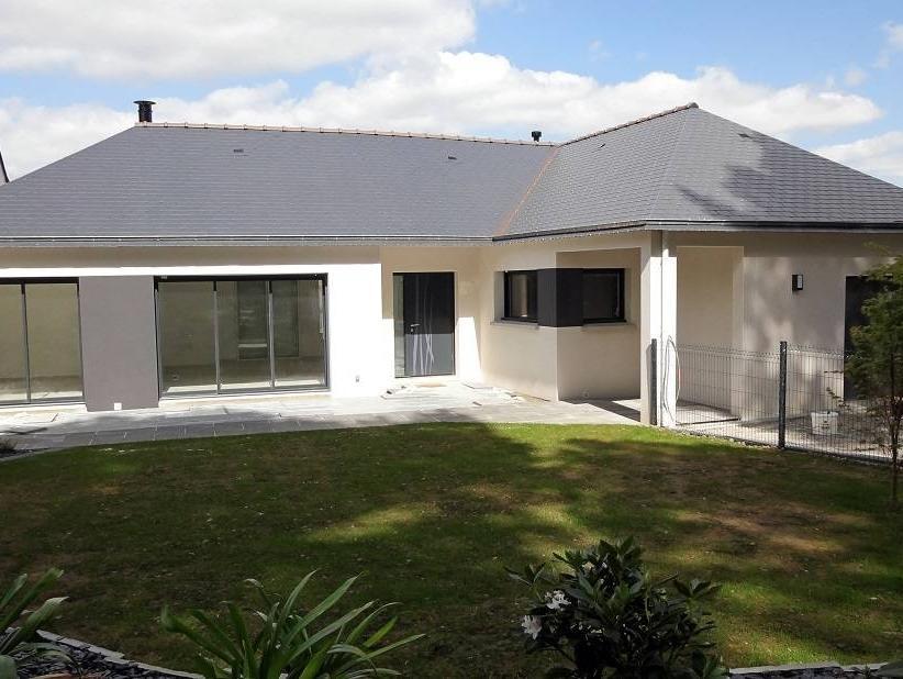 Maison plain pied neuve a vendre - Maison en l plain pied ...