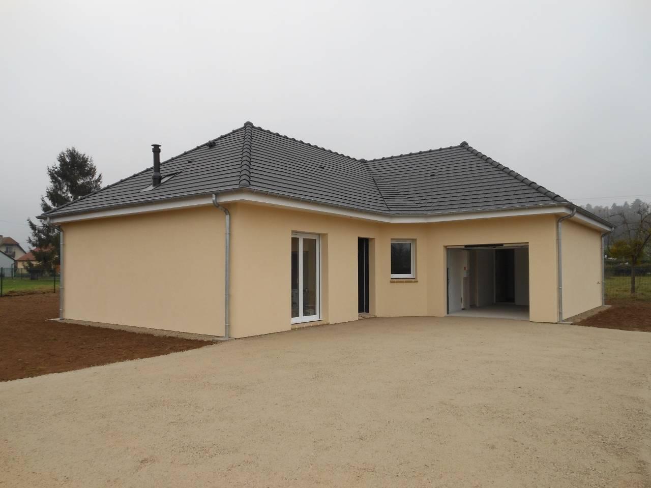 maison plain pied neuve a vendre
