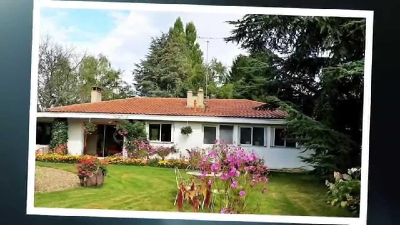maison plain pied orleans
