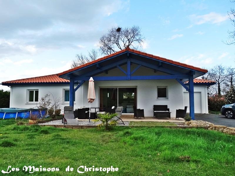 maison plain pied pays basque