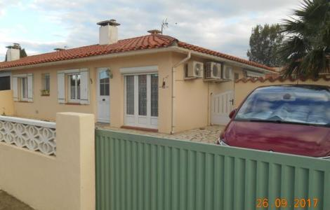 maison plain pied saint cyprien 66