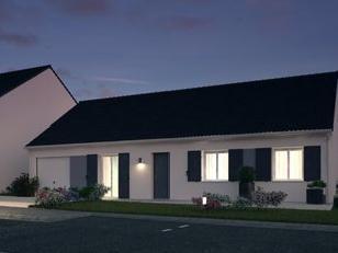 maison plain pied wittelsheim