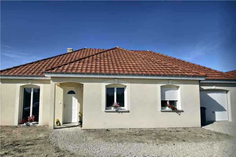 Astonishing Plan Maison Plain Pied Kerbea Contemporary - Best Image ...