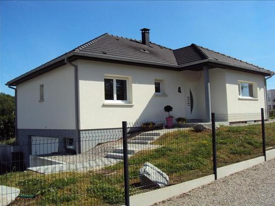 maison plain pied zillisheim